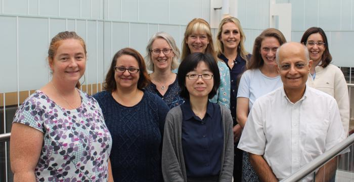 Trial Team at Kennedy Institute of Rheumatology